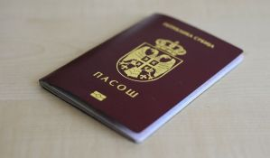 Srpski pasoš dobilo 2.200 stranaca