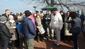 Građani i turisti obišli Petrovaradinsku tvrđavu i znamenitosti Novog Sada