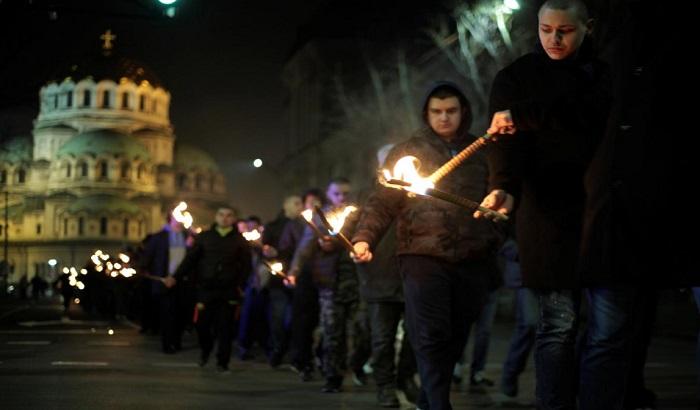Ultradesničari na ulicama Sofije slavili nacističkog generala Lukova