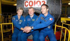 Ruski i francuski kosmonaut jedan drugog naučili maternjem jeziku