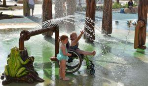 VIDEO: Otac izgradio poseban tematski park za svoju ćerku s invaliditetom