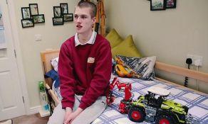 VIDEO: Tinejdžer koji će umreti ako zaspi