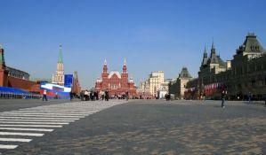 Zatvoren Crveni trg u Moskvi, navijači besni