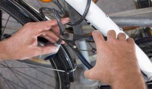 Novosađanin uhapšen zbog krađe bicikla