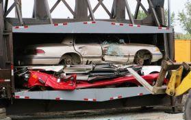 Bahatim vozačima u Australiji vozilo se oduzima i uništava