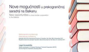 O prekograničnoj saradnji na Balkanu u ponedeljak u Skupštini APV