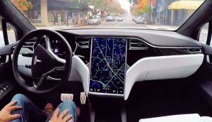 Prvi automobili bez vozača u Velikoj Britaniji 2021.