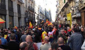 Španska policija na ulicama Madrida zahteva veće plate i bolje uslove