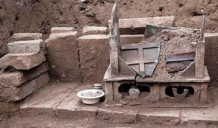 Pronađeni posmrtni ostaci Bude