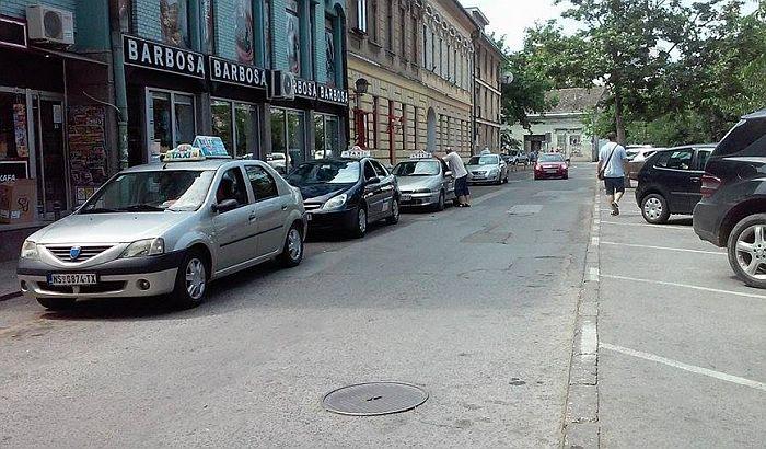 Grad dozvolio da nas samostalni taksisti pelješe, ali ne još dugo