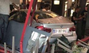 Vozač koji se namerno kolima zaleteo u goste restorana u Parizu nije terorista
