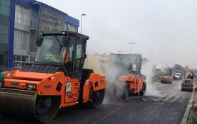 Radovi u Partizanskoj će trajati do kraja godine, menjaju se trase autobusa