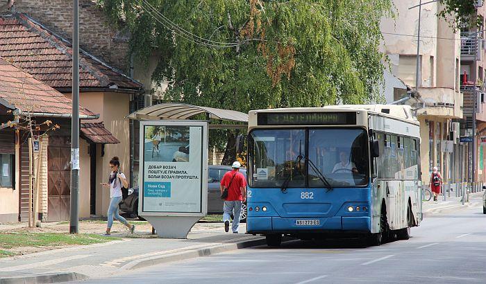 Novosađani ogorčeni: Čemu red vožnje, kad se autobusi GSP-a ne pojavljuju?