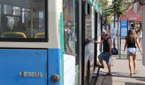 Danas promene trasa gradskog prevoza zbog Novosadskog maratona