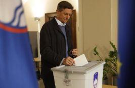 Pahor osvojio 47,2 odsto glasova, ide u drugi krug sa Šarecom