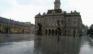 Od sutra mnogo hladnije, najmanje kiše u Vojvodini