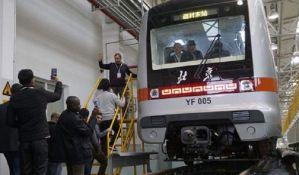 Peking početkom godine dobija metro liniju bez vozača