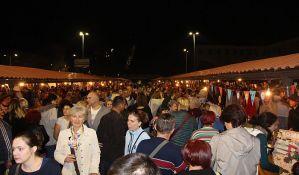 Na Ribljoj pijaci večeras drugi po redu Novosadski noćni bazar