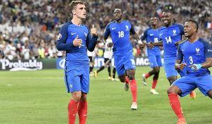 EP u fudbalu: Grizman odveo Francusku u finale
