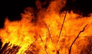 Izgorela baraka u Kineskoj četvrti