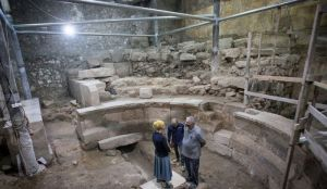 Rimski amfiteatar otkriven u Jerusalimu