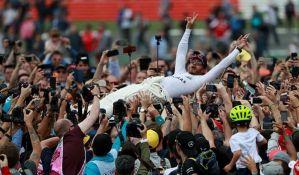 Luisu Hamiltonu Velika nagrada Velike Britanije