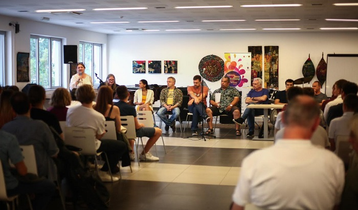 FOTO: Počela letnja džez akademija Novi Sad - Dortmund