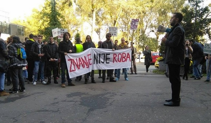 Večeras protest i u Novom Sadu: Radnicima ugrožena gola egzistencija
