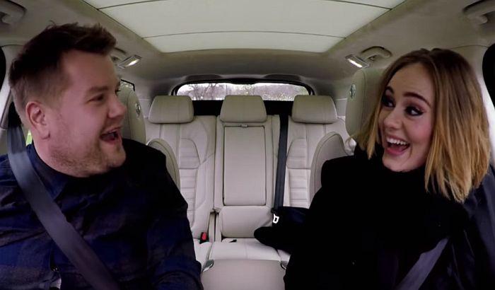 VIDEO: Adelin snimak iz kola najgledaniji na Jutjubu u 2016.