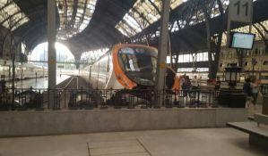 VIDEO: Voz uleteo u stanicu u Barseloni, 54 povređenih