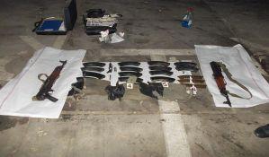 FOTO: Novosađaninu oduzeto nedozvoljeno oružje