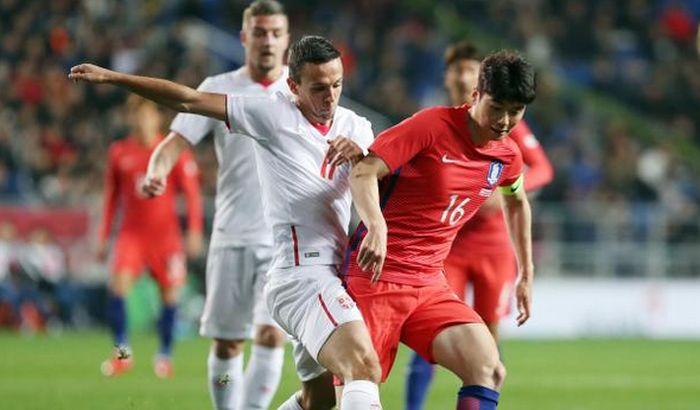 Srbija remizirala u Južnoj Koreji, sudija poklonio penal domaćinu