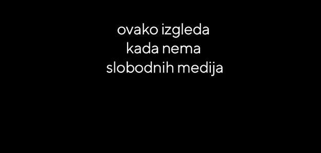 Grupa za slobodu medija predala zahteve Ani Brnabić