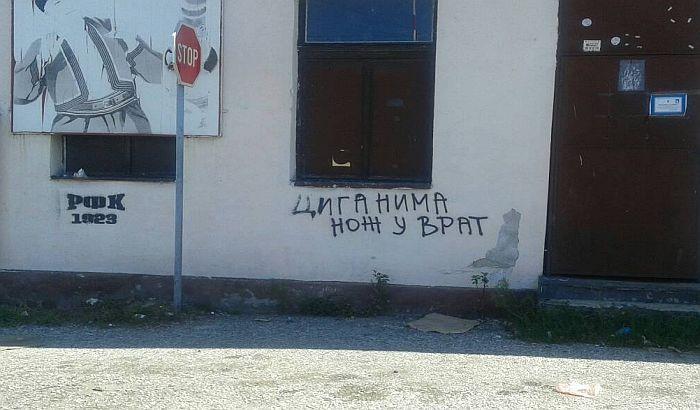 Prekrečene pretnje Romima u Kragujevcu
