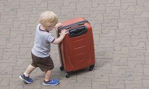 Uključite dete u pakovanje za letovanje