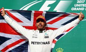 Hamilton pobedio u trci za Veliku nagradu SAD i primakao se šampionskoj tituli