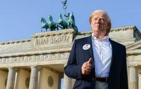 U Berlinu izložena voštana figura Donalda Trampa
