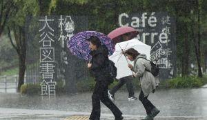 Tajfun Lan usmrtio troje u Japanu