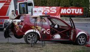 VIDEO: Takmičar iz Srbije pregazio organizatora trke u Makedoniji