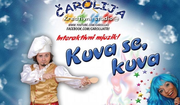 Radio 021 poziva vas na dečju predstavu i poklone za mališane