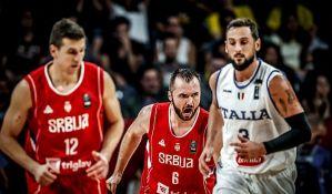 EP: Srbija ubedljiva protiv Italije, sa Rusijom u petak za finale