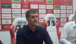 Nenad Vanić novi trener FK Vojvodina