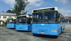 Organizacija prevoza za vreme Egzita