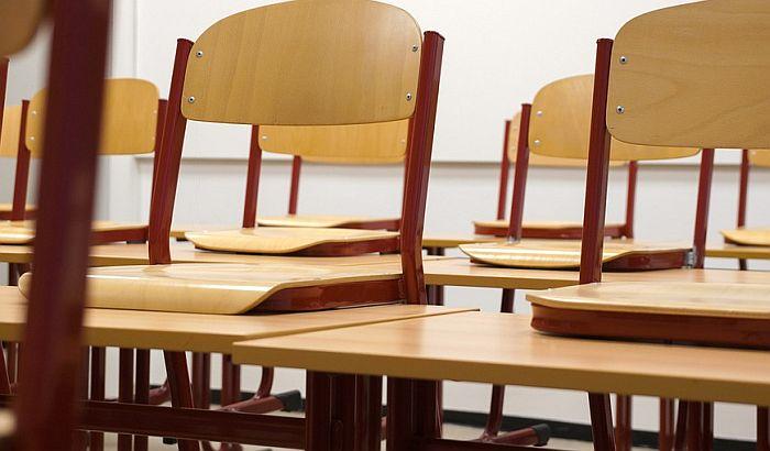 Objavljen raspored učenika u srednjim školama