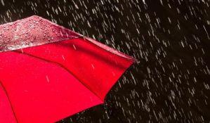 Saobraćaj u Srbiji otežan zbog kiše