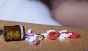 Svaki peti stanovnik Srbije na sedativima i hipnoticima