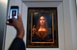 Slika Leonarda da Vinčija prodata za rekordnih 450 miliona dolara