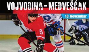 Hokejaši Vojvodine u subotu protiv zagrebačkih