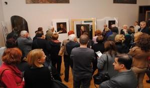 Tumačenje izložbe o zaštiti Budimske i Temišvarske eparhije u GMS