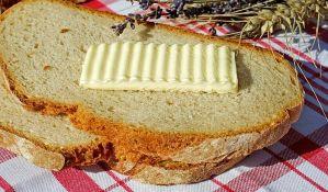 Izbacivanjem belog hleba unosite brojne promene